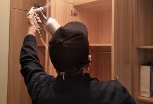 室内家装空气治理