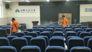 泸县天立学校室内空气污染治理