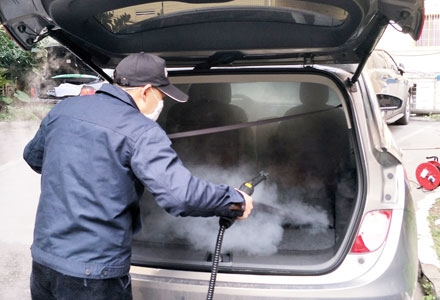 汽车除甲醛异味服务
